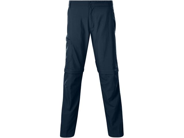 Berghaus Navigator 2.0 Pantaloni con zip Uomo, midnight